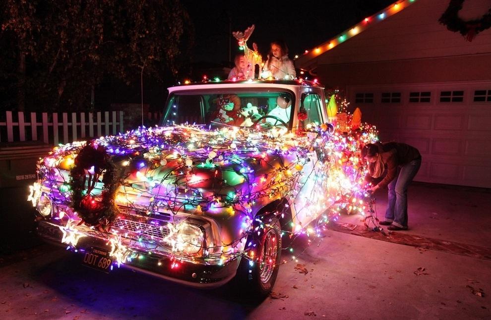 Рождественские дворы