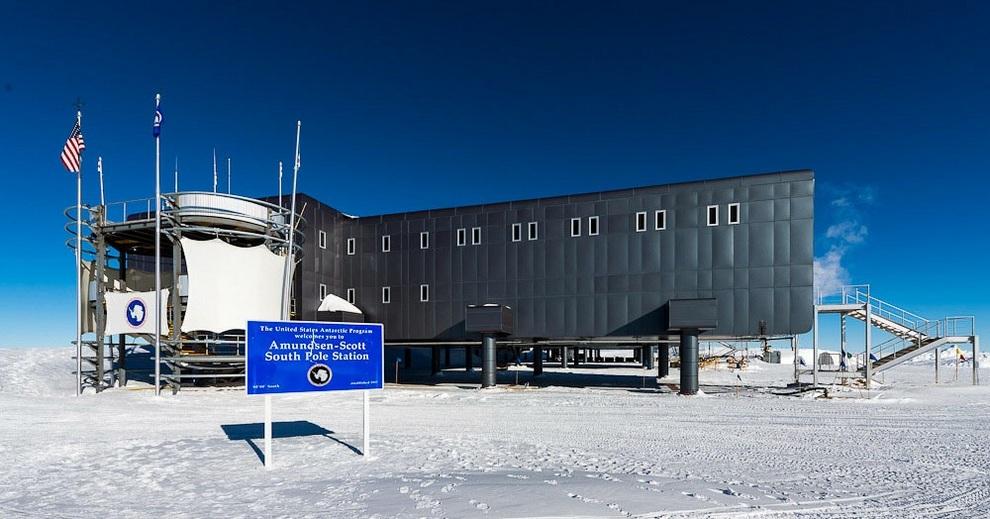 Путешествие на Южный полюс (25 фото)