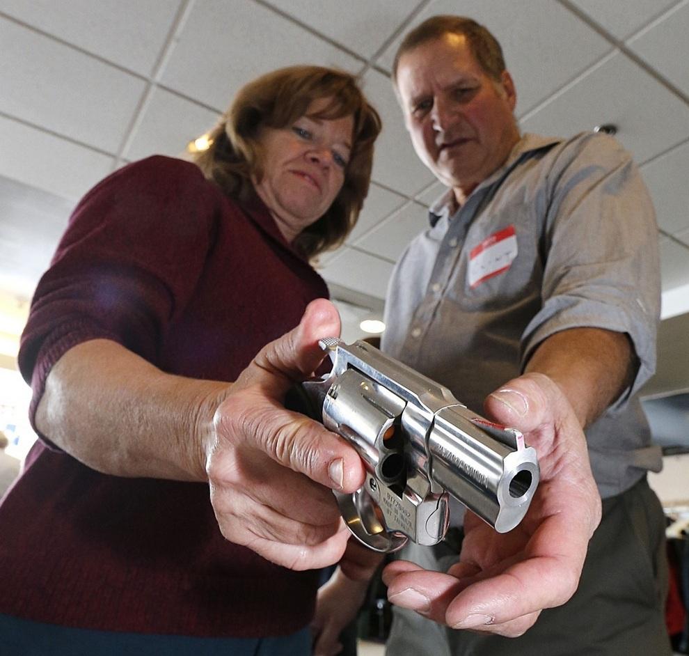 Курсы применения огнестрельного оружия в штате Юта
