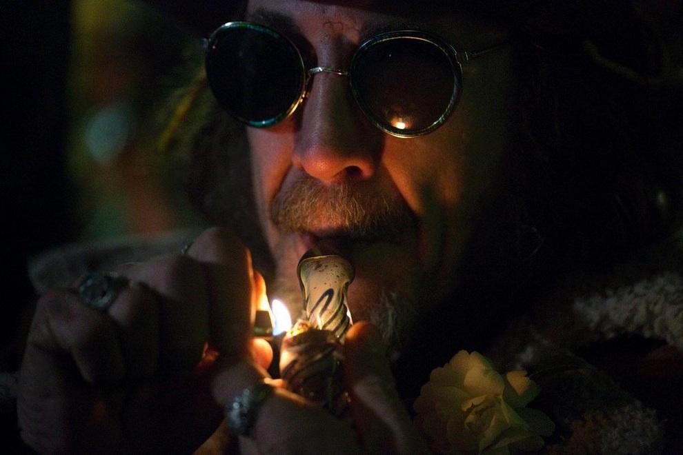 Жители Сиэтла устроили коллективное курение марихуаны (3 фото)