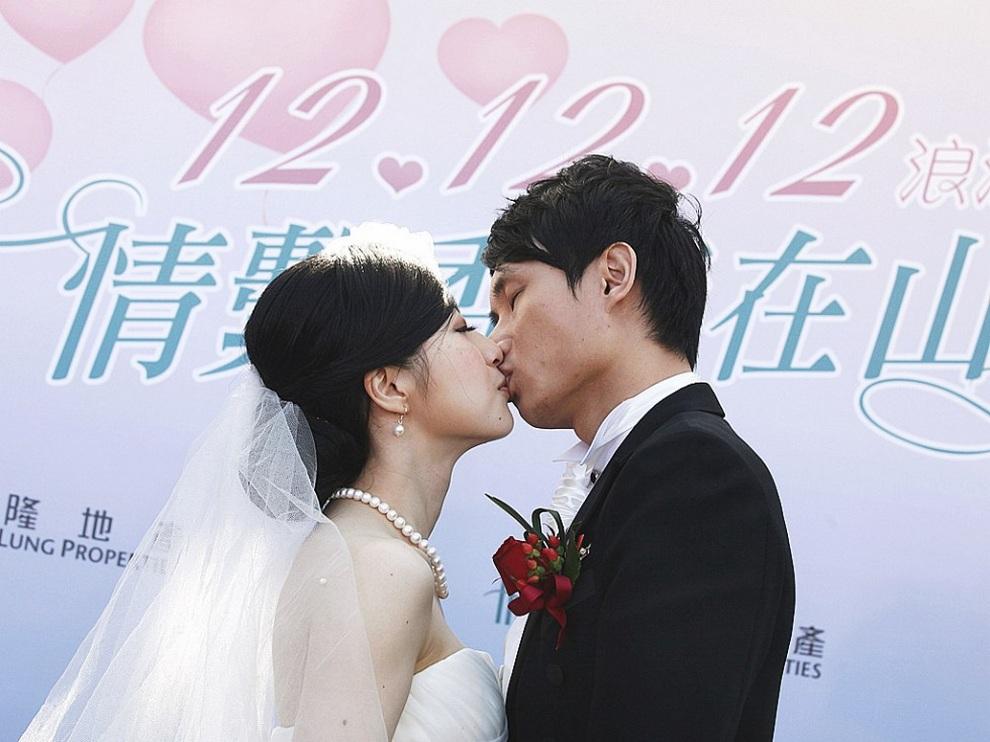 Свадебная лихорадка 12.12.12 (10 фото)