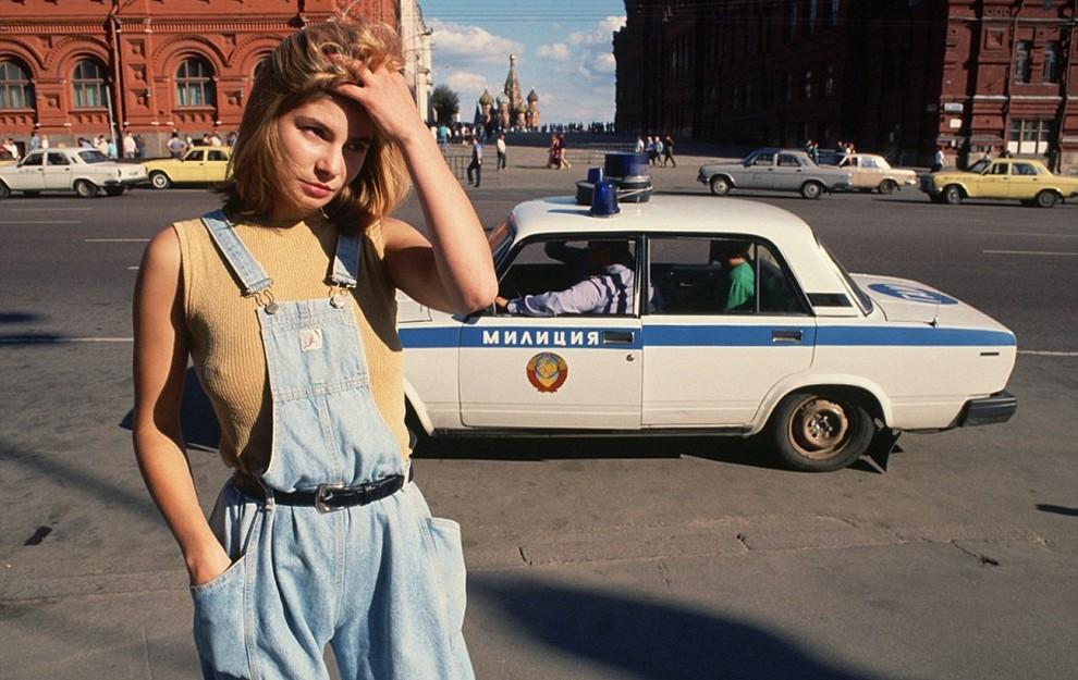 Портреты Советского Союза в 1990-91 годах (19 фото)