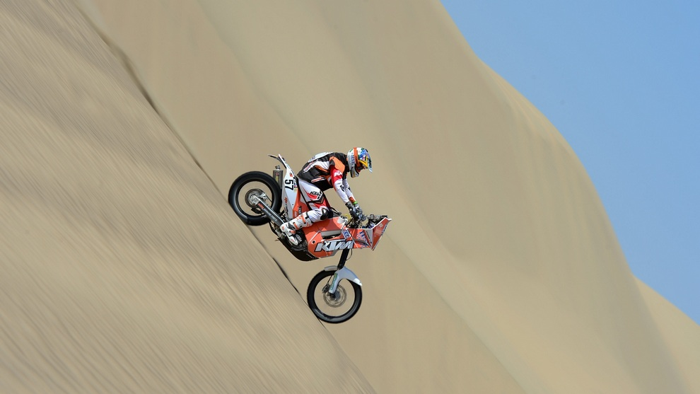 Ралли Дакар 2013: Покорение пустыни (22 фото)