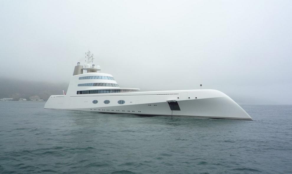 Топ-10 самых роскошных яхт мира (10 фото)