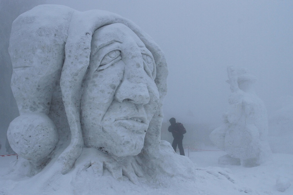 Снежное королевство 2013