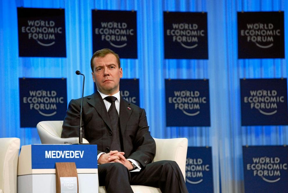 Давос-2013: «Устойчивый динамизм» и инвестиции в Россию (15 фото)