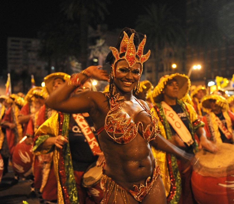 Карнавал в Монтевидео