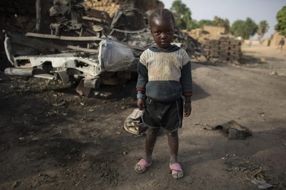 Малийские дети