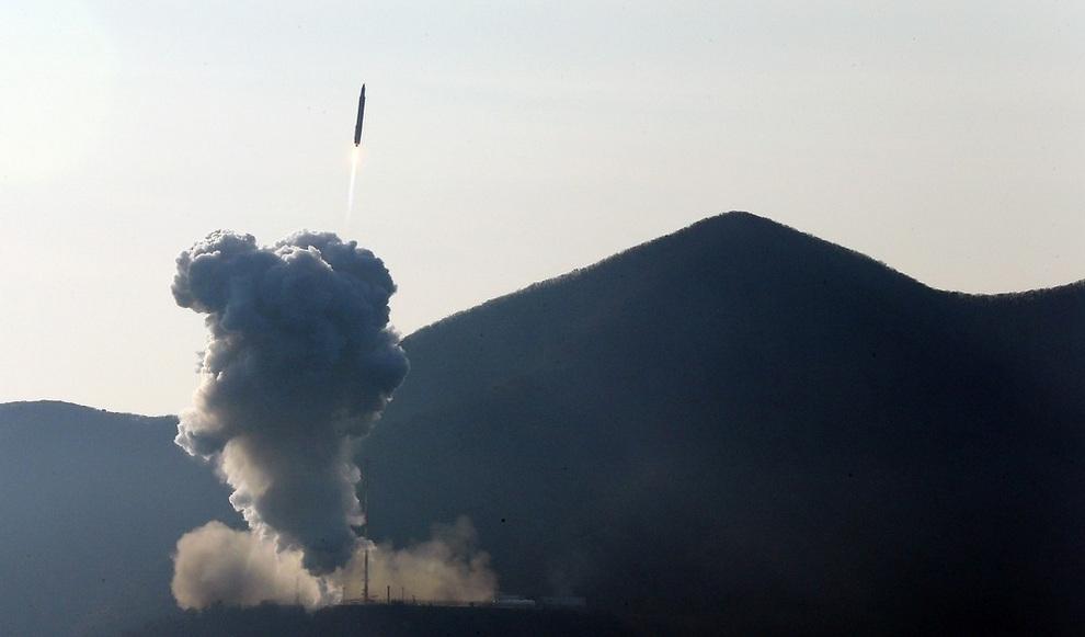Южная Корея стала космической державой (6 фото + видео)