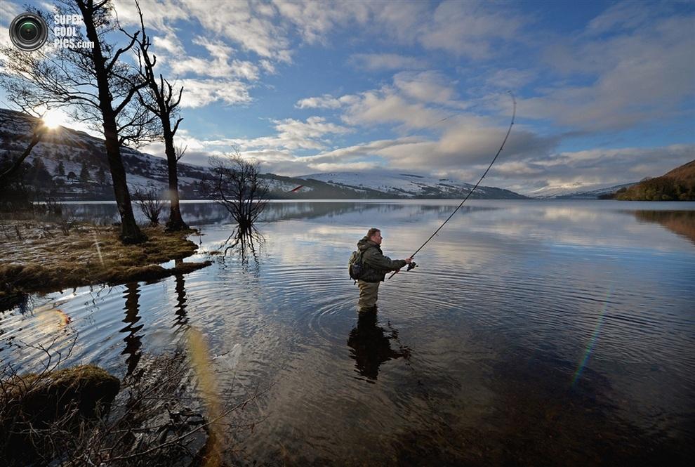 рыбалкам на ласося