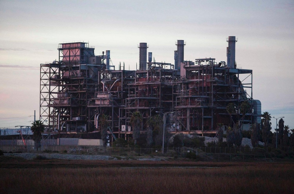 The South Bay Power Plant