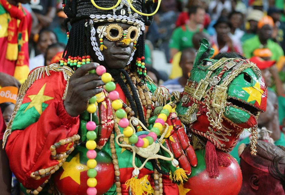 Кубок африканских наций 2013