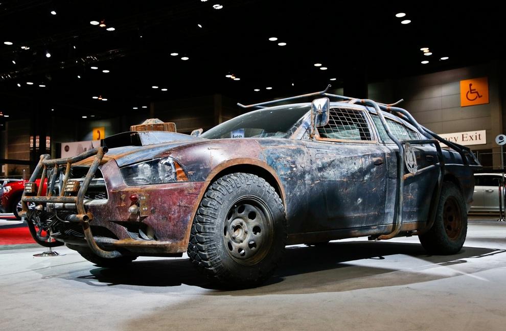 Топ-10 новинок и концептов Чикагского автосалона 2013 (10 фото)
