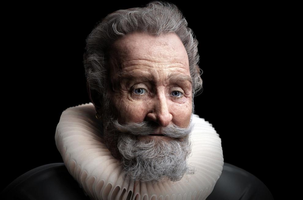460-летний Генрих IV получил реконструированное лицо (3 фото)
