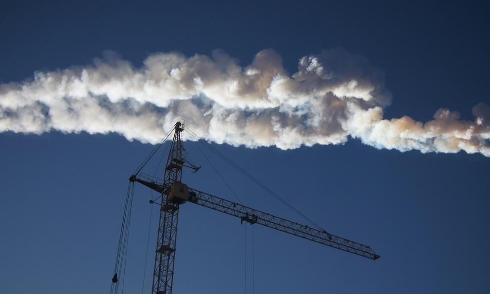 Челябинск атакован из космоса (6 фото + 2 видео)