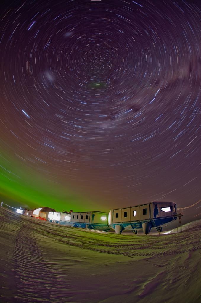 Halley VI — «ходячая» антарктическая станция (12 фото + видео)