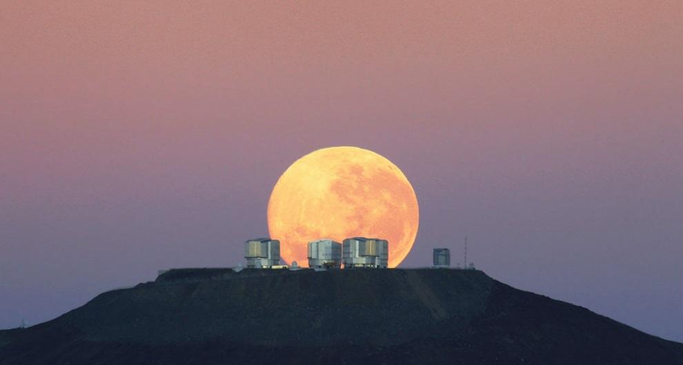 Европейская южная обсерватория (30 фото)