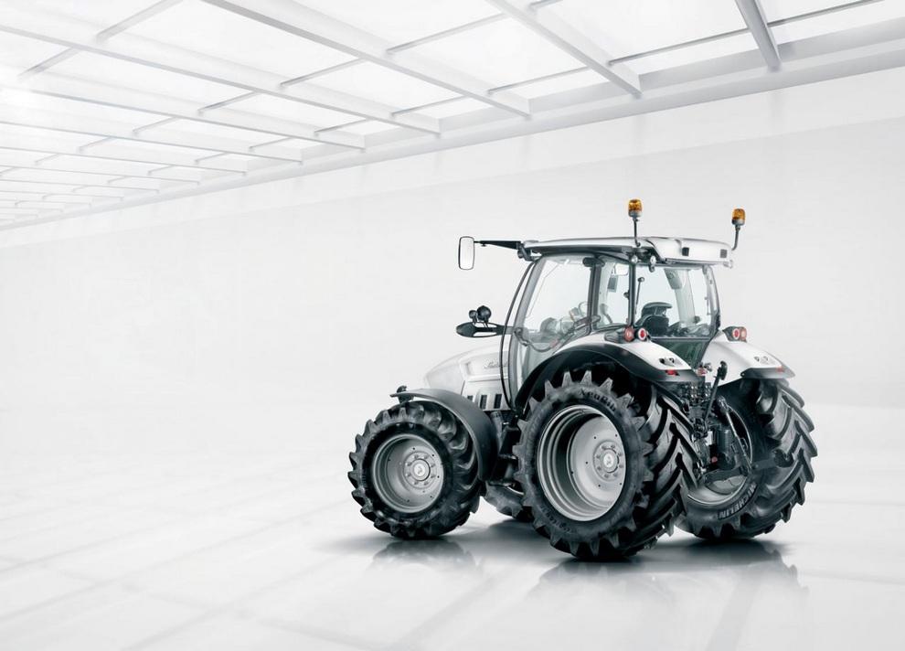 Lamborghini Nitro — трактор премиум-класса (4 фото + видео)