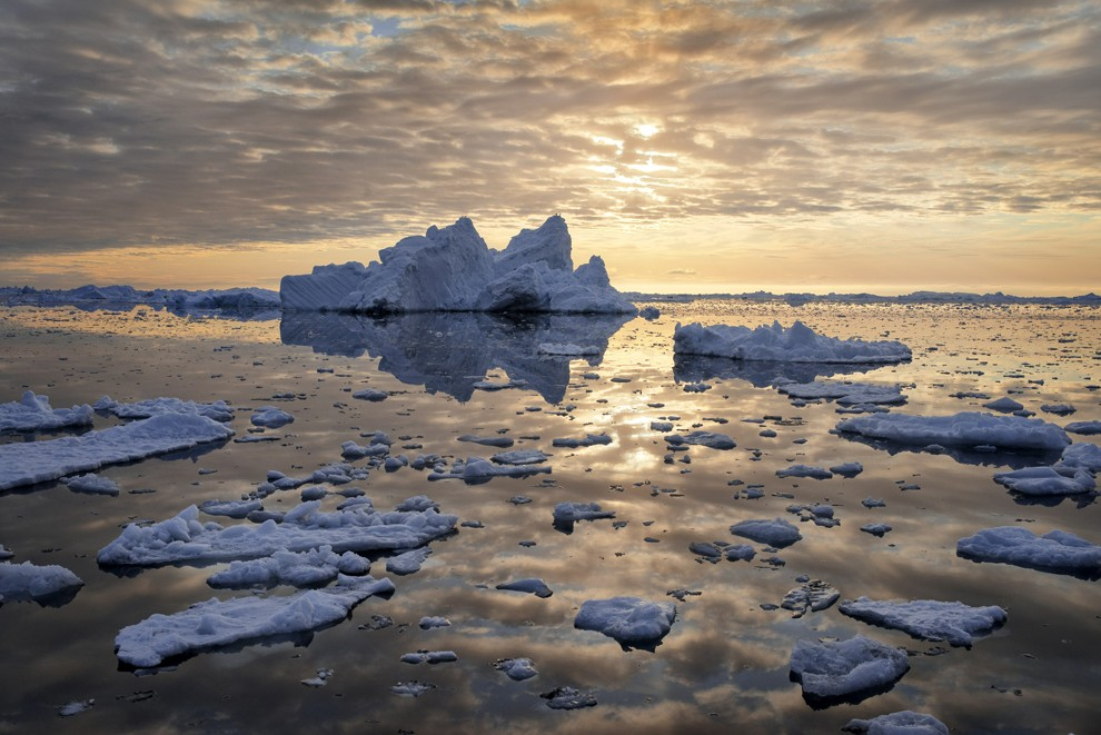 Awesome Icebergs