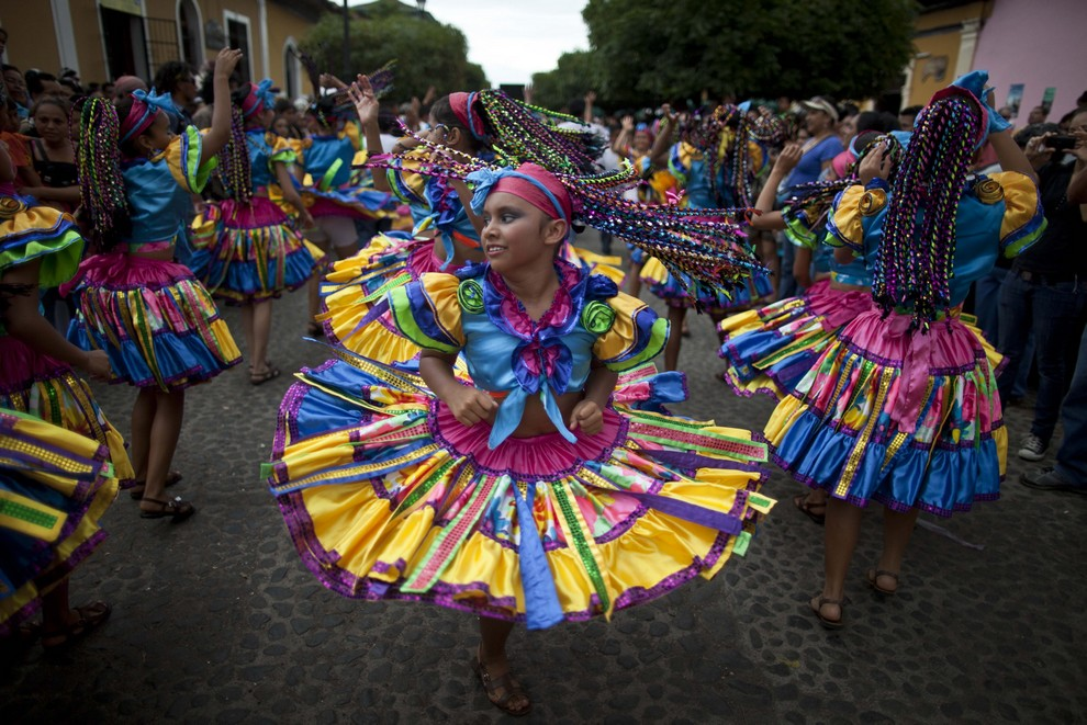 9-й Международный фестиваль поэзии в Никарагуа (7 фото)