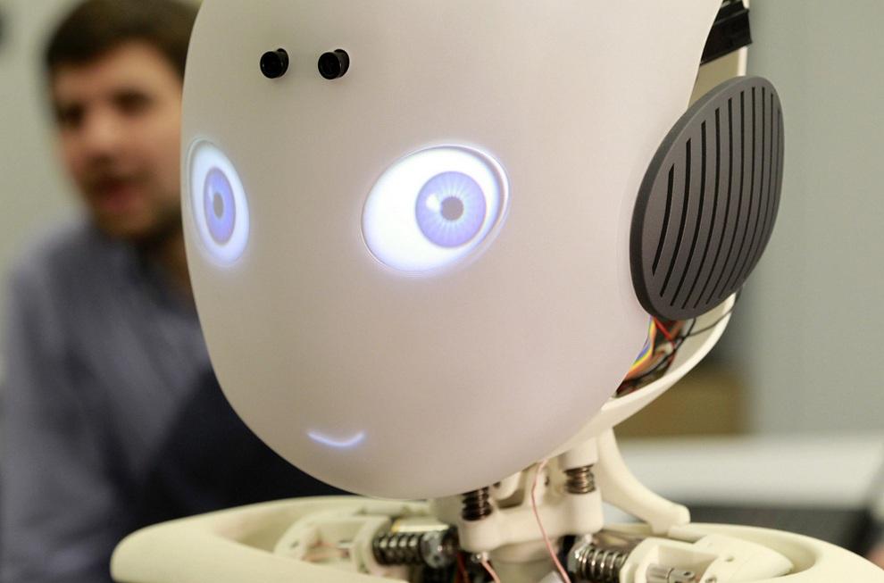 Roboy — самый человекообразный робот на планете (5 фото + видео)
