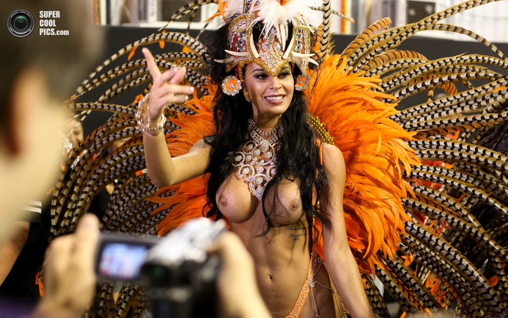 Порно видео с карнавалов бразилии