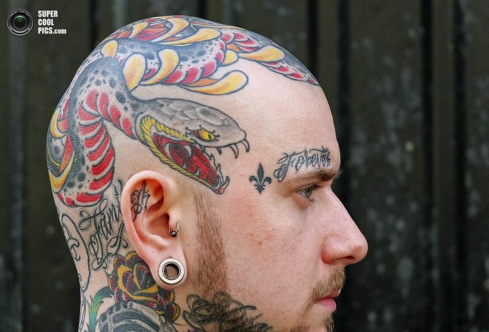 Й брайтонский съезд татуировщиков 10