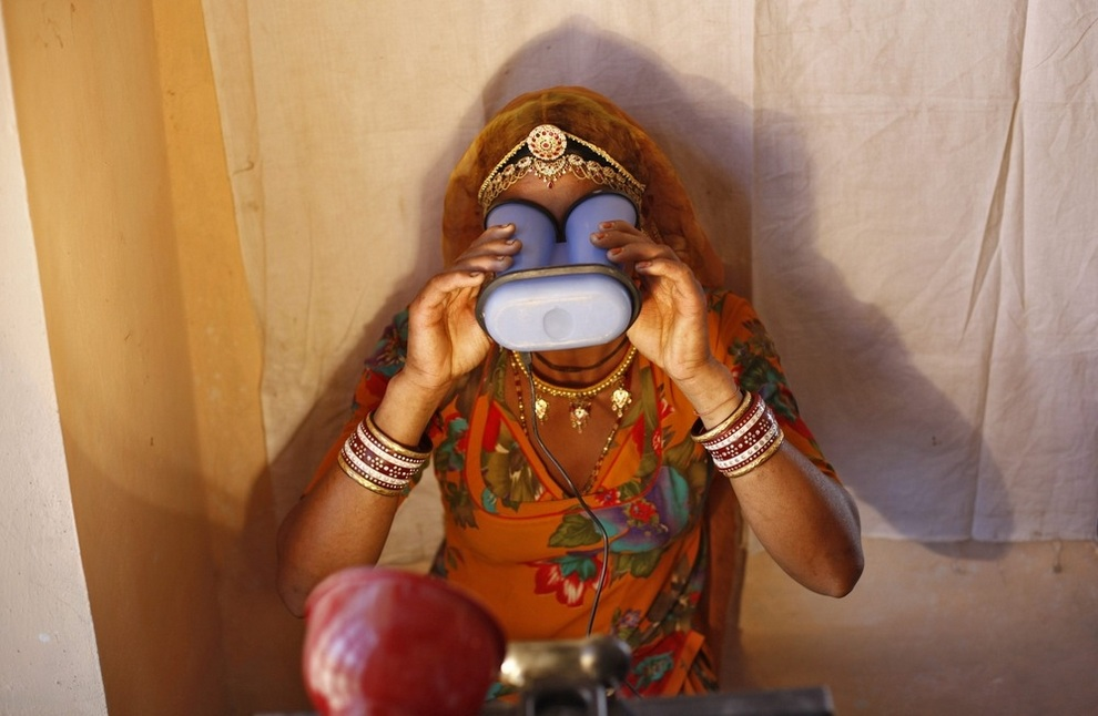 Aadhaar — индийская программа уникальной идентификации (5 фото)