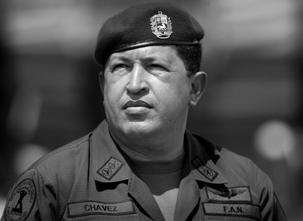 Уго Чавес, народный вождь (18 фото)