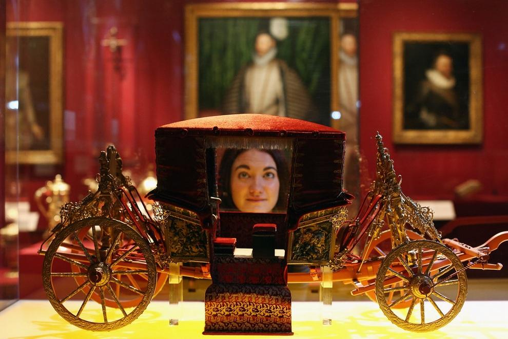 «Сокровища королевских дворов» в Музее Виктории и Альберта (10 фото)