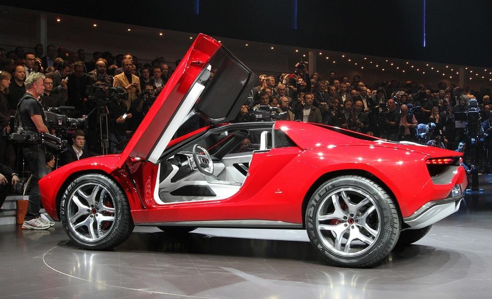 Топ-10 самых козырных новинок 83-го Женевского автосалона (10 фото)