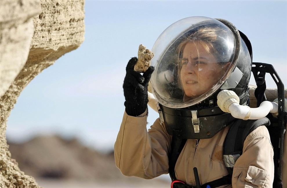 Марсианская колония на Земле