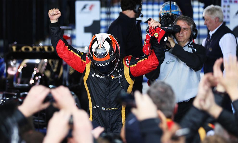 Гран-при Австралии 2013: Старт сезона за Кими Райкконеном (15 фото)