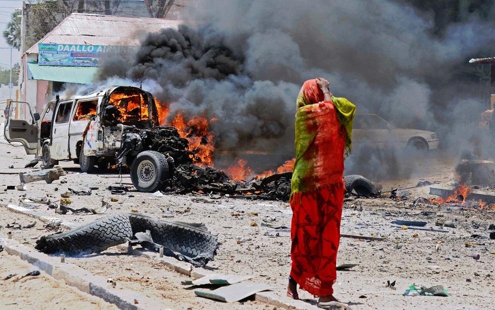 Теракт в Могадишо
