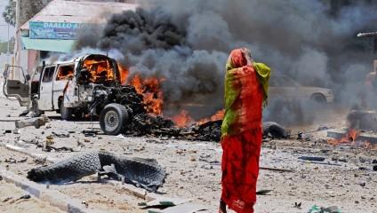 Теракт в Сомали, есть погибшие (3 фото)