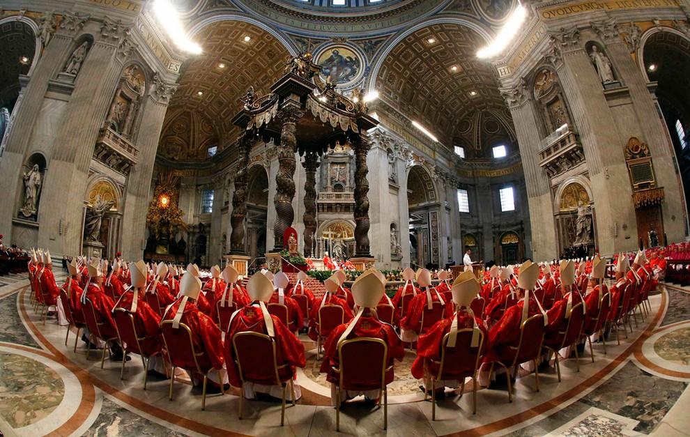 Конклав-2013: Кто станет новым Папой Римским? (20 фото)