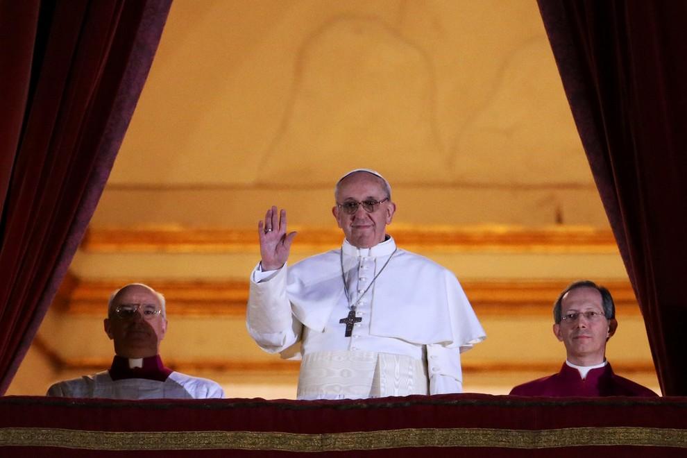 Встречайте, Папа Римский Франциск I (10 фото)