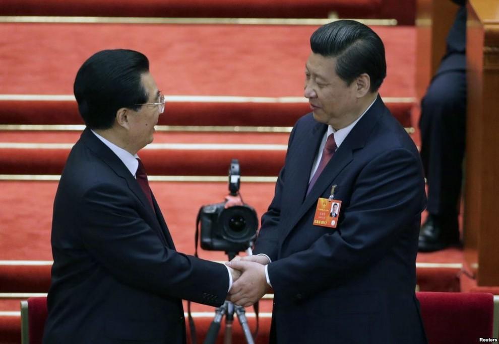 Китай в руках «пятого поколения» руководителей (8 фото)