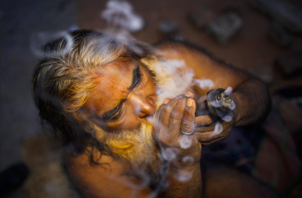 Махашиваратри-2013: Поклонение Шиве «под кайфом» (6 фото)