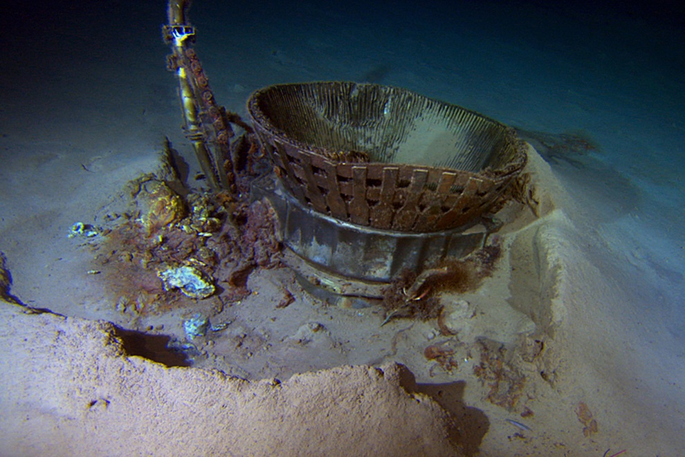 Джефф Бэзос нашёл двигатели F-1, доставившие «Аполлон-11» на орбиту (3 фото)