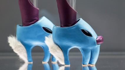 Обувь как произведение искусства (18 фото)
