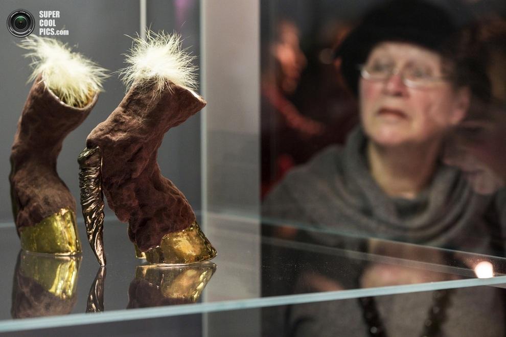 «Копыта на каблуках» Роксаны Джексон (Roxanne Jackson). (Joern Haufe/Getty Images)
