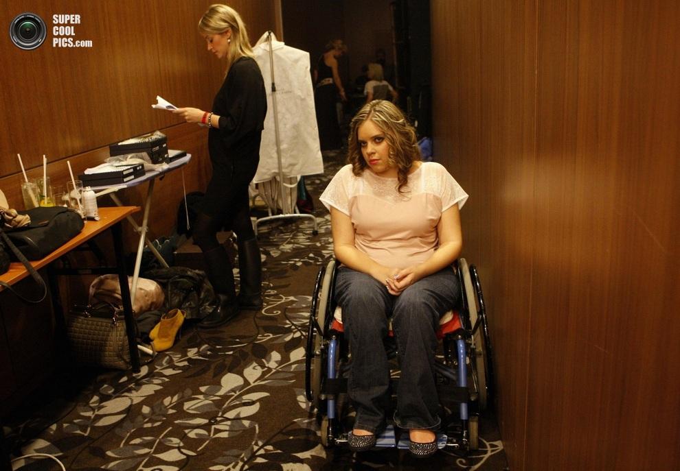 девушка инвалид фото