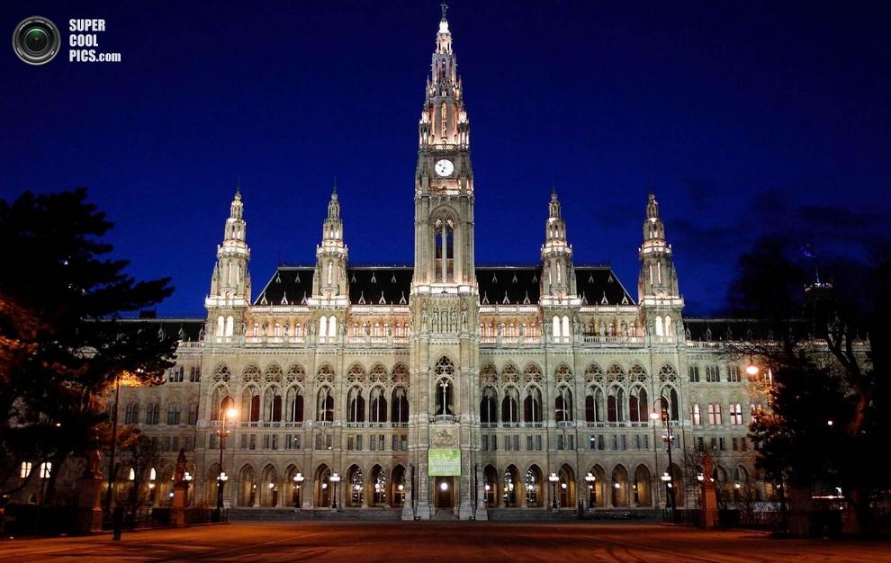 Вена, Австрия. (REUTERS/Heinz-Peter Bader)