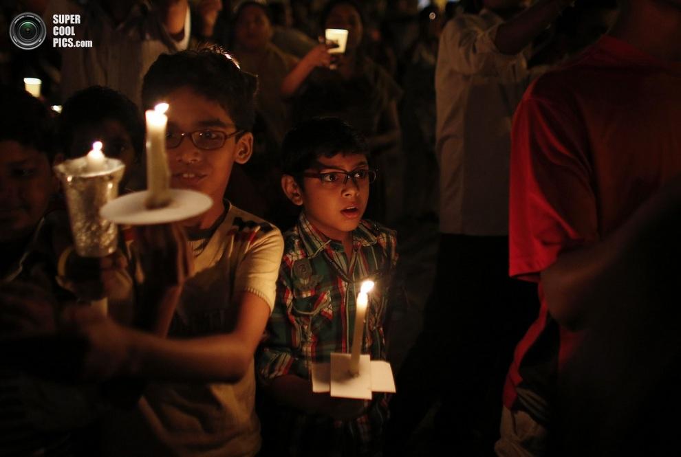 Мумбаи, Индия. (REUTERS/Danish Siddiqui)
