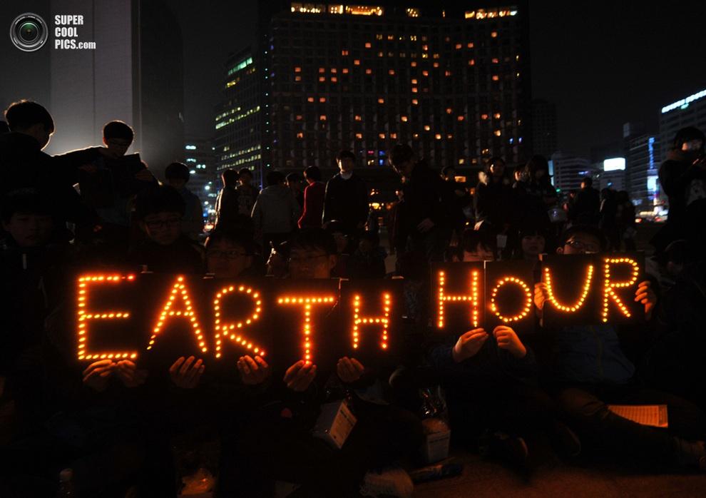 Сеул, Южная Корея. (KIM JAE-HWAN/AFP/Getty Images)