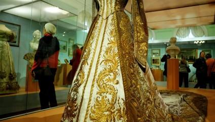 Выставка в Москве «Российские императрицы: Мода и Стиль. Конец XVIII — начало XX века» (10 фото)