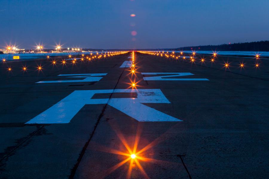 Виды аэропорта «Домодедово» в честь его дня рождения (8 фото)