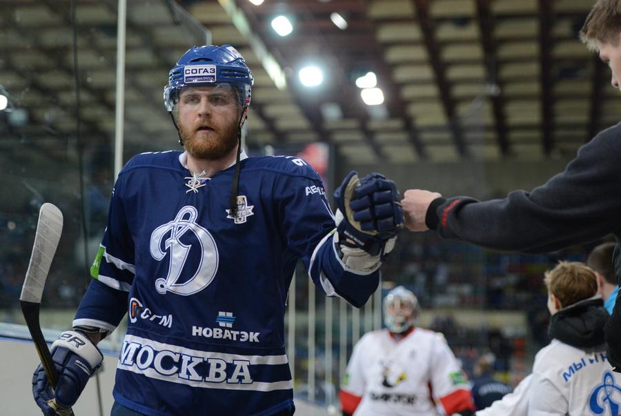 «Динамо» справилось с «Трактором» во втором матче финальной серии (15 фото)