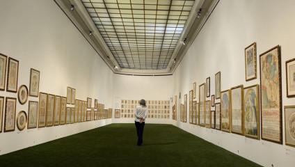 Выставка постеров Альфонса Мухи открылась в Праге (5 фото)